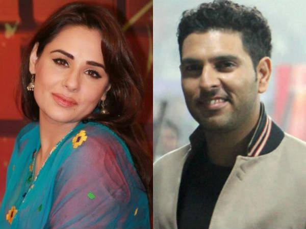 Yuvraj Singh Dating British Punjabi Actress Mandy Takhar See Pics