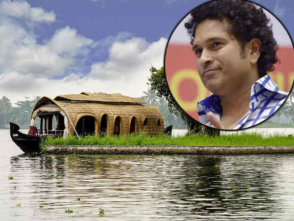 Sachin Tendulkar Plans To Own Luxury Waterfront Villa In Kerala Pics