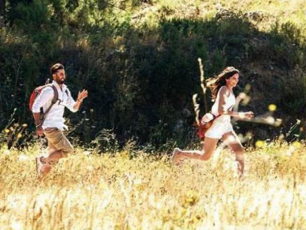 Leaked Pics From Tamasha Ranbir Deepika Will Remind You Yeh Jawaani Hai Deewani