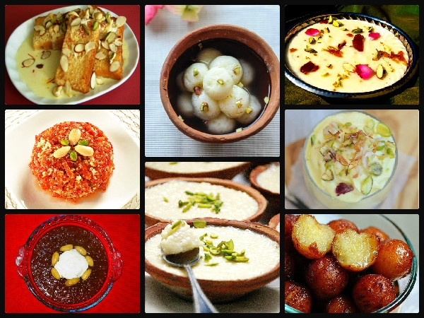 Best Indian Sweet Recipes