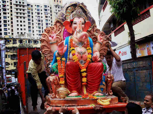 All About Ganesha Chaturthi