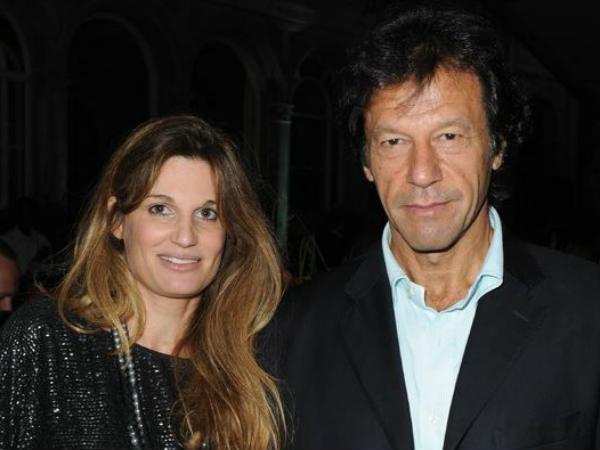 Jemima Is Jealous Wants Ruin Reham Imran Khan S Marriage Says Reham Family