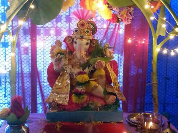 Ganesha Chaturthi Poojan Muhurt 027155 Pg