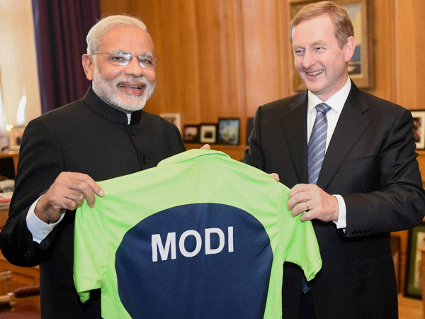 Pm Modi Ireland Seeks Country S Support India S Bid Unsc