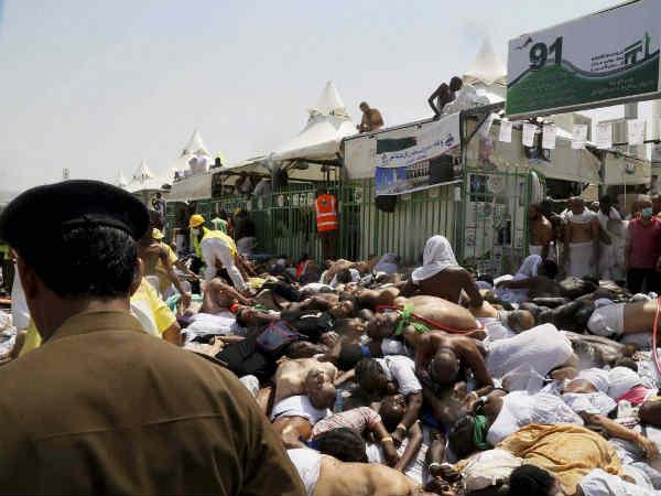 Pics More Than 700 Muslim Pilgrims Killed Mecca Stampede