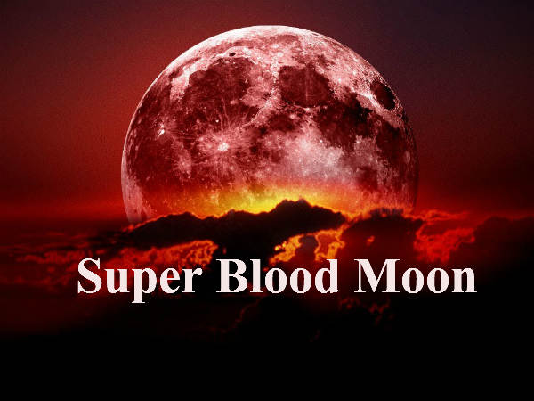All About Super Blood Moon Lunar Eclipse