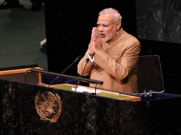 What Are The 7 Goals Pm Modi Talked About His Speech Unga New York Us