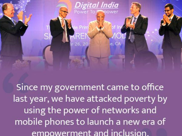 At Silicon Valley Pm Modi Promises More Accountable Transparent Governance
