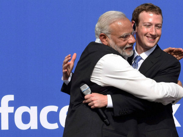 Pm Modi Gets Emotional Talking Mother Key Takeaways Facebook Townhall Mark Zuckerberg