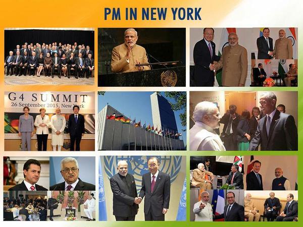 Narenra Modi S 5th Meet With President Barack Obama