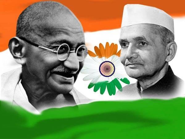Celebrating Gandhi Jayanti Lal Bahadur Shastri S Jayanti On Oct 2nd