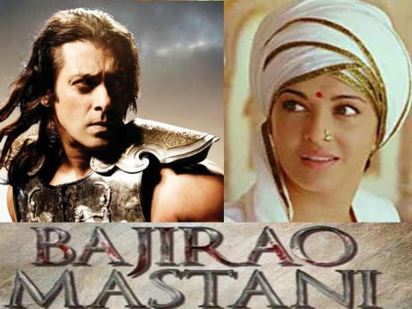 Aishwarya Rai Talks About Bajirao Mastani With Salman Khan