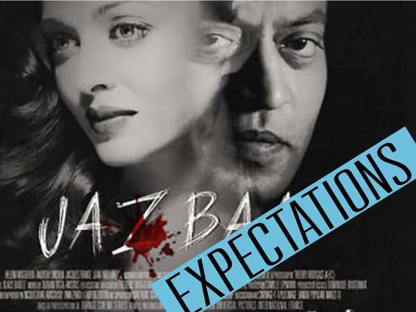 Jazbaa Starrer Aishwarya Rai Irrfan Khan Releasing This Week