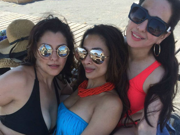 Holiday Pictures Bollywood Celebrities