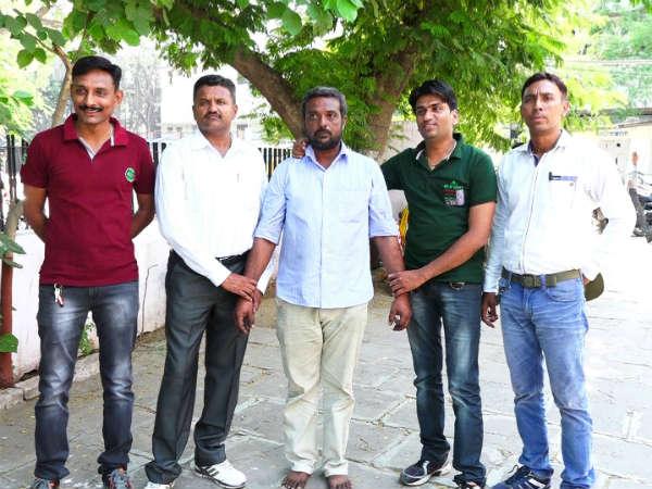 Ahmedabad Auto Rickshaw Chor Arrested