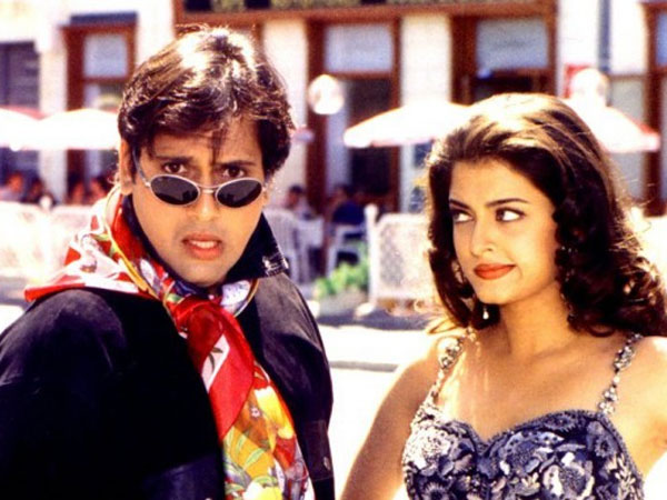 When Aishwarya Rai Bachchan Romanced Govinda