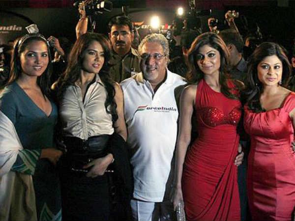 Dr Vijay Mallya The Liquor King Of India Fond Of Parties And Beautiful Women