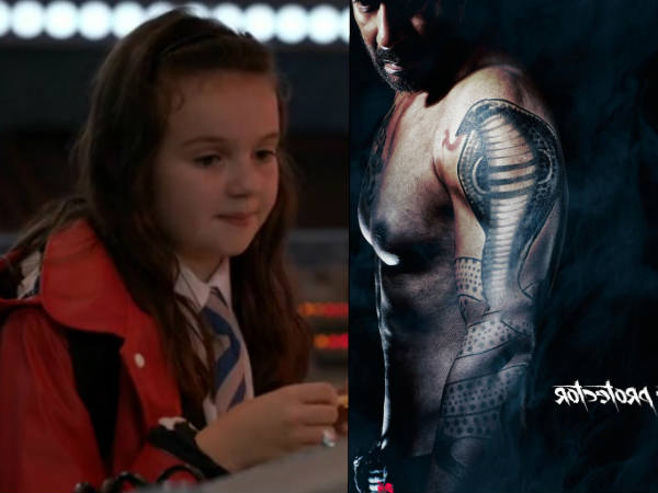 Hollywood Actress Abigail Eames With Ajay Devgn Shivaay