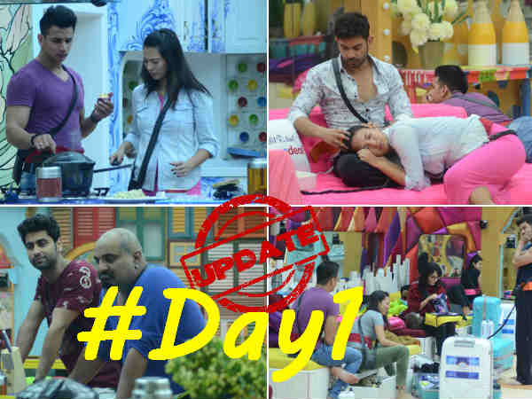 Bigg Boss Day 1 Report Full Episode Bigg Boss Season 9 Episode