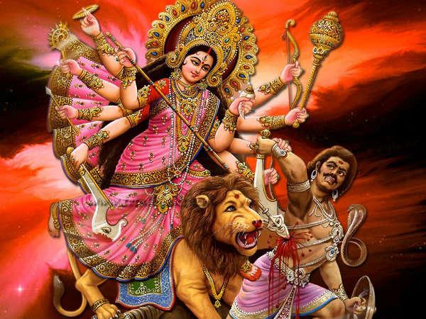 Navratri Special What Offer Goddess Durga During The Nine Days