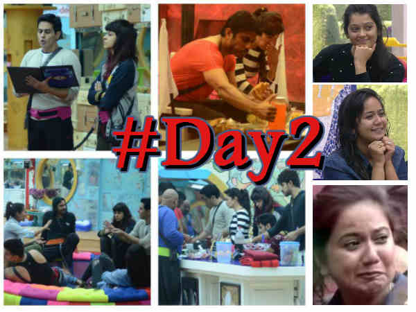 Bigg Boss Day 2 Report Full Episode Bigg Boss Season 9 Episode