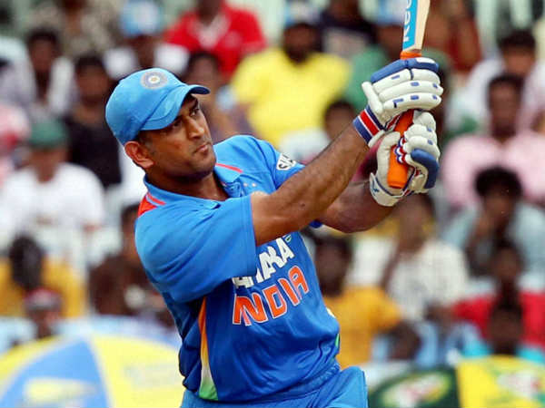 From Twitter Fans Celebrate As Ms Dhoni Hits 92 2nd Odi