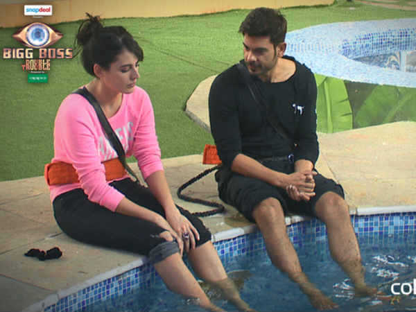 Bigg Boss Season 9 Episode 4 Upcoming Details Suyyash Kishwer Fight