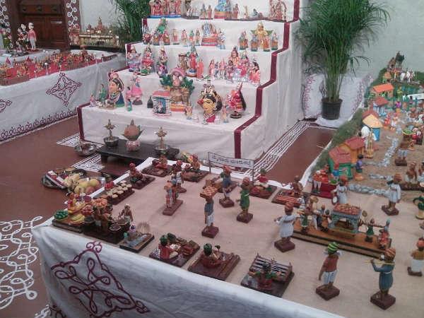 Unique Doll Festival Celebrated South India During Navratri