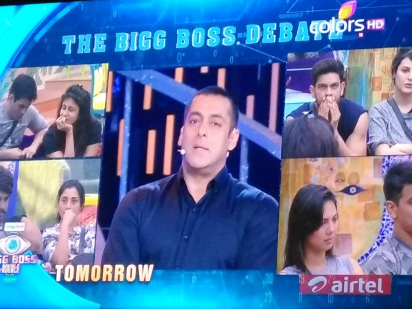 Bigg Boss Day 6 Report Full Episode Bigg Boss Season 9 Episode