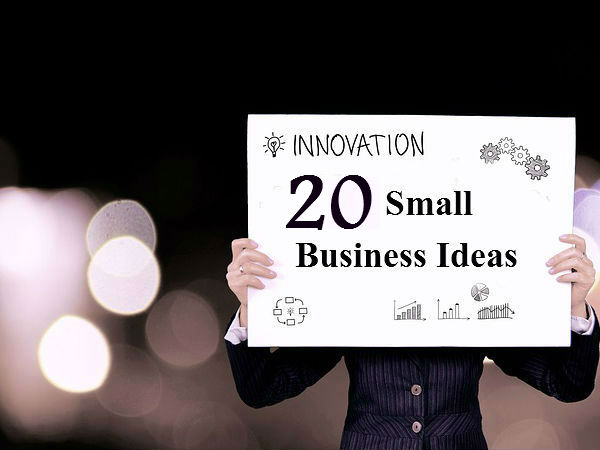 Small Business Ideas With Low Investment 027619 Pg