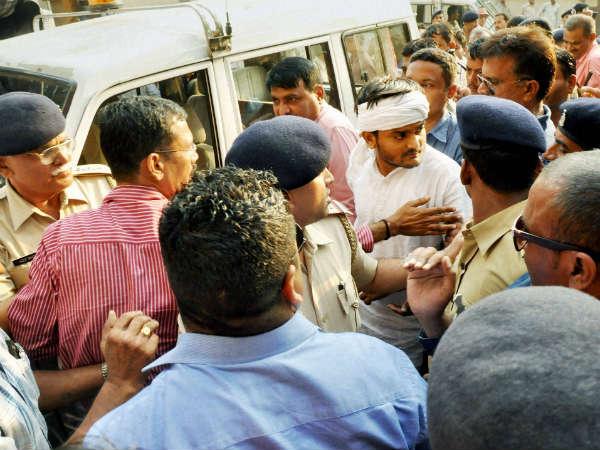 Update On Sedition Complaint Against Hardik Patel