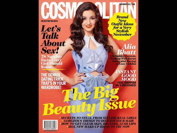 Alia On Cover
