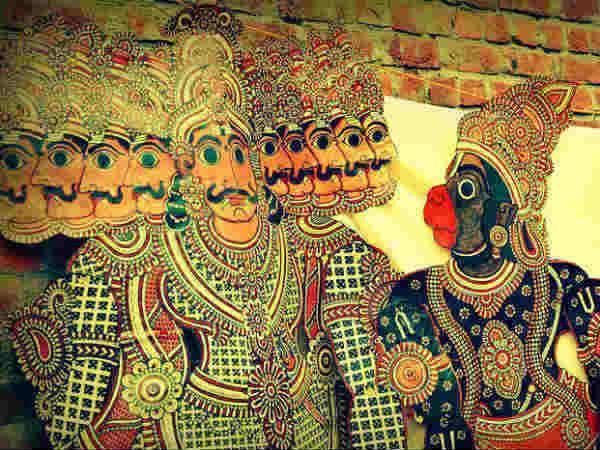 Famous Temple Of Ravana Or Ravan India In Gujarati