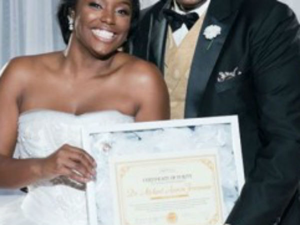Pastor S Daughter Goes Viral After Giving Dad Virginity Certificate On Wedding Day
