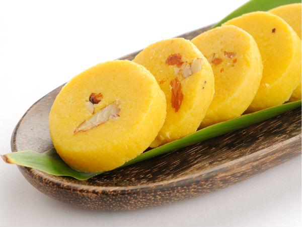 Easy Diwali Burfi Recipes Gujarati