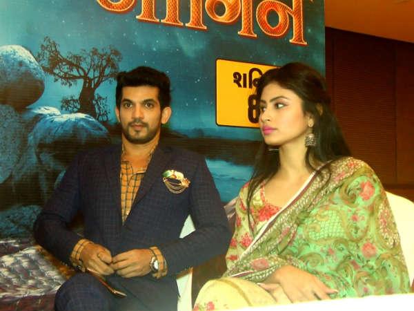 Television Celebrity Arrived At Ahmedabad Promotion