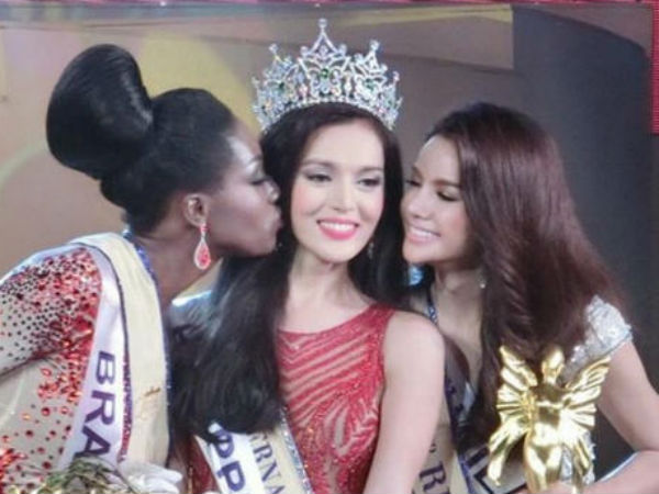 Transgender Trixie Martistela Was Crowned Miss International Queen