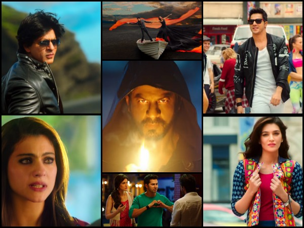 Dilwale Trailer Shahrukh Kajol Steal The Show Rohit S Best Film Ever