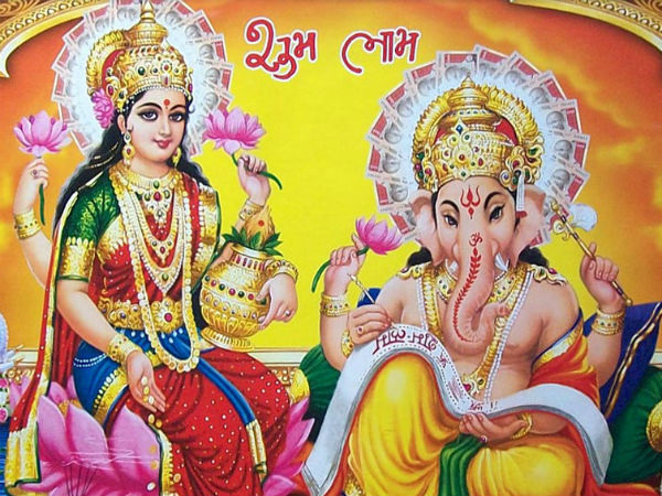 How Please Goddess Lakshmi And Lord Ganesh On Diwali