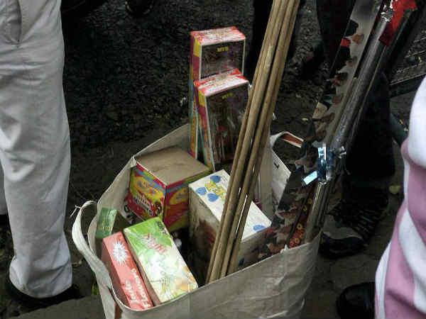 Maharashtra Girl Eats Fire Crackert Mistaking It For Chocolate Dies