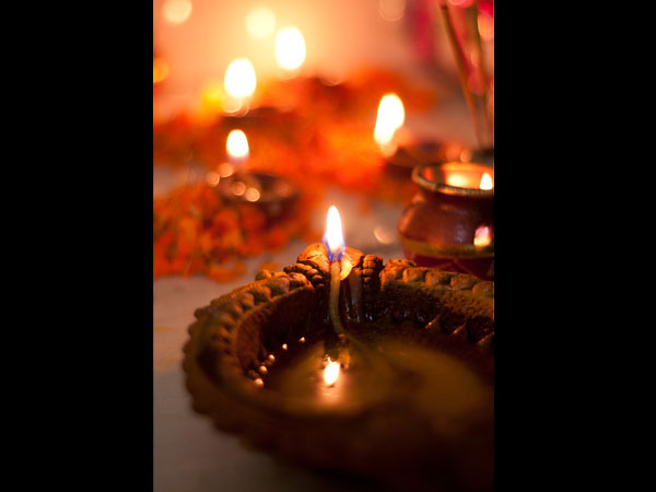 Remove Oil Stains Diya From Floor