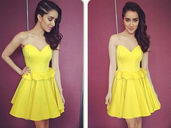 Cute And Adorable Pics Of Shraddha Kapoor From Instagram