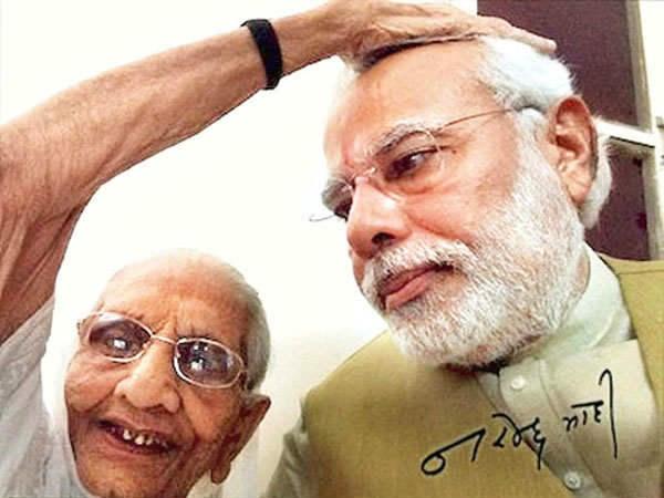 Pm Modi His Famous Selfies