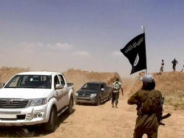 Video Isis Terrorist Blown Up An Air Strike Syria
