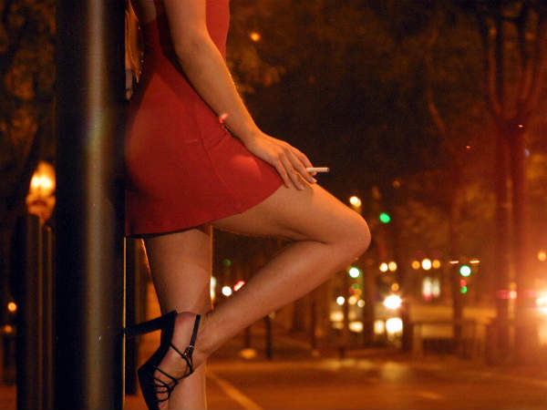 Foreign Women Compelled To Choose Flesh Trade