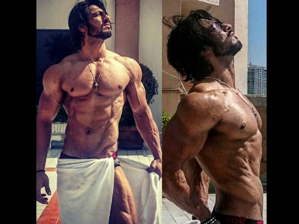 Once Was Religious Character In A Tv Serial Now Anoop Singh Is Mister World
