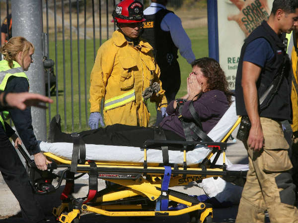 Mass Shooting Firing Kills 14 People California Us
