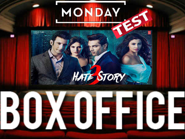 Hate Story 3 Box Office Report Hindi Hate Story 3 Box Office Collection