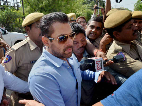 Big Relief High Court Says Salman Can Not Be Convicted