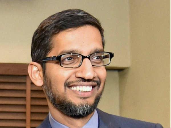 Sundar Pichai Google Ceo Addresses The Students At Srcc